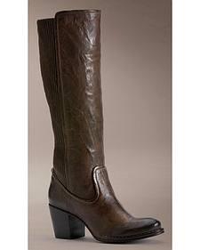 Frye Women's Lucinda Scrunch Riding Boots - Round Toe