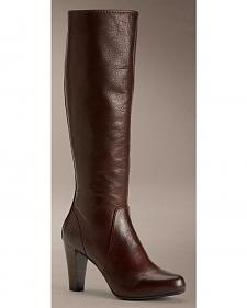 Frye Women's Marissa Back Zipper Tall Boots - Round Toe