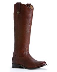 Frye Women's Melissa Button Tall Boots - Round Toe