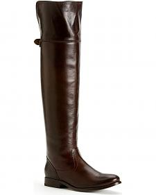 Frye Women's Melissa OTK Riding Boots - Round Toe