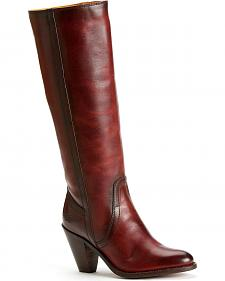 Frye Women's Mustang Tall Botos - Round Toe