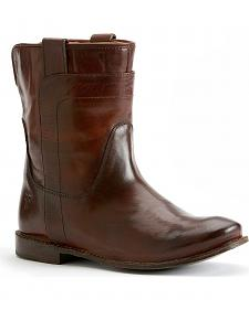 Frye Women's Paige Short Riding Boots - Round Toe