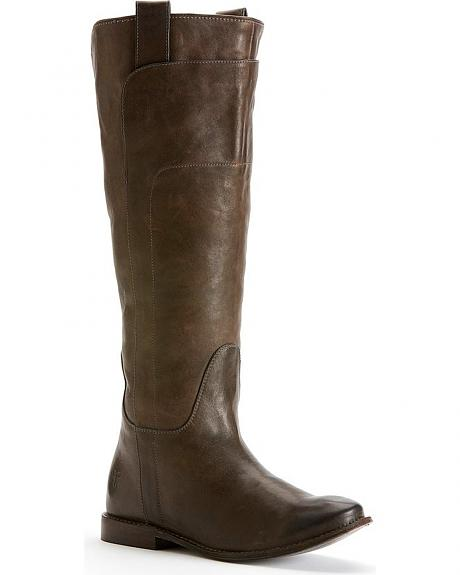 Frye Women's Paige Tall Riding Boots - Round Toe