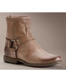 Frye Women's Phillip Harness Boots - Round Toe