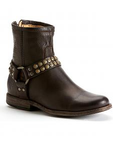 Frye Women's Phillip Studded Harness Boots