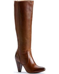 Frye Women's Regina Zipper Boots - Round Toe