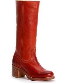 Frye Women's Sabrina 14L Boots - Round Toe