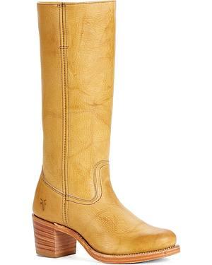 Frye Womens Sabrina 14L Boots - Round Toe