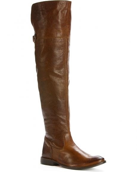 Frye Women's Shirley Over The Knee Riding Boots - Round Toe