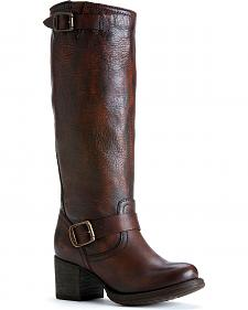 Frye Women's Vera Slouch Riding Boots - Round Toe