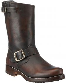 Frye Women's Veronica Short Boots - Round Toe