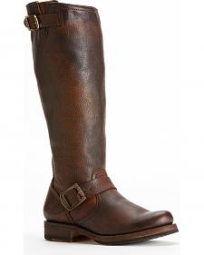 Frye Women's Veronica Slouch Riding Boots - Extended calf