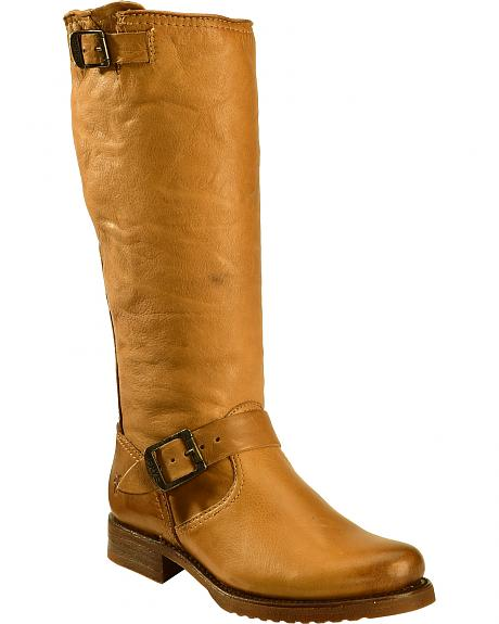 Frye Women's Veronica Slouch Riding Boots - Round Toe