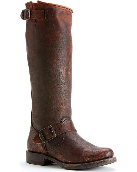 Frye Women's Veronica Slouch Boots - Round Toe