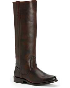 Frye Women's Wyatt Vintage Tall Boots - Round Toe