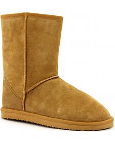 "Lamo Women's 9"" Classic Suede Boots"