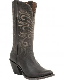 Lucchese Handcrafted 1883 Women's Laurelie Cowgirl Boots -  Round Toe