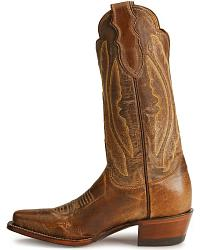Justin Vintage Goatskin Cowgirl Boots at Sheplers