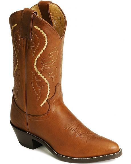 Justin Classic Cowgirl Boots