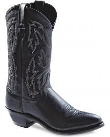 Old West Women's Polanil Western Cowboy Boots - Round Toe