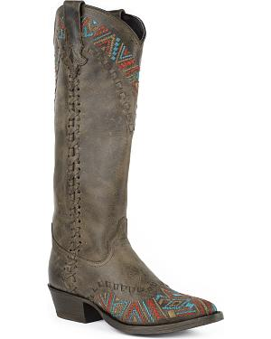 Stetson Doli Cowgirl Boots - Snip Toe