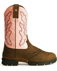 Justin George Strait 3.1 Waterproof Boots at Sheplers