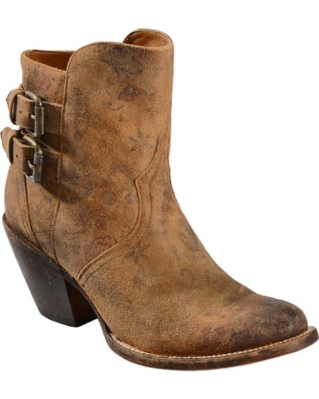 Lucchese Handmade 1883 Women's Catalina Booties