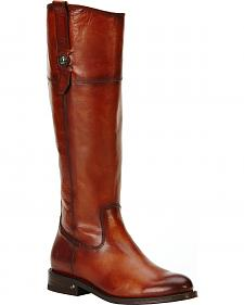 Frye Women's Redwood Jayden Tall Button Boots - Round Toe