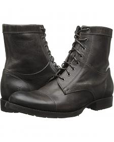 Frye Women's Erin Lug Work Boots