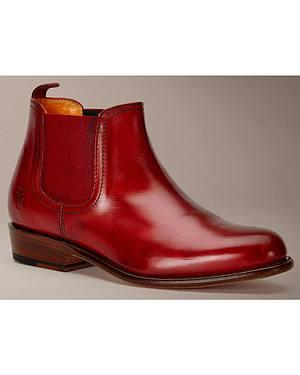 Frye Womens Dorado Chelsea Ankle Boots