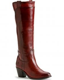 Frye Women's Jackie Zip Tall Riding Boots