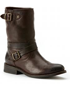 Frye Women's Jayden Cross Engineer Boots
