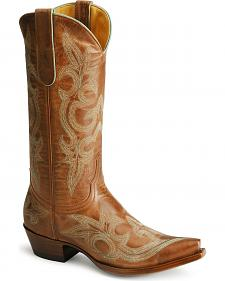 Old Gringo Women's Diego Western Boots - Snip Toe