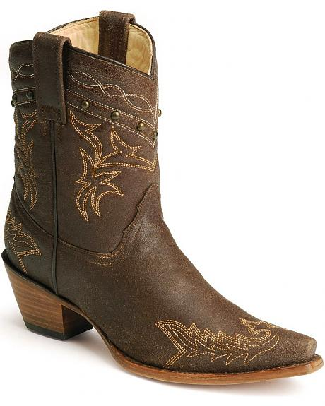 Corral short western boots