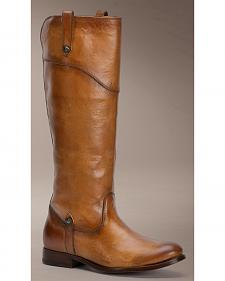 Frye Melissa Tab Tall Riding Boots