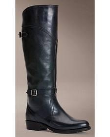 Frye Dorado Lug Riding Boots