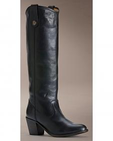 Frye Jackie Button Extended Calf Boots