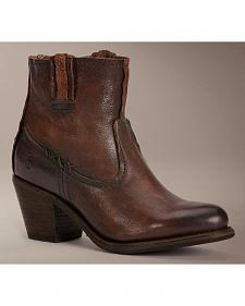 Frye Leslie Artisan Short Boots