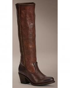 Frye Women's Leslie Artisan Tall Boots - Round Toe