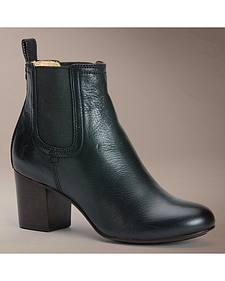 Frye Stella Chelsea Short Boots