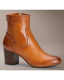 Frye Stella Zip Short Boots