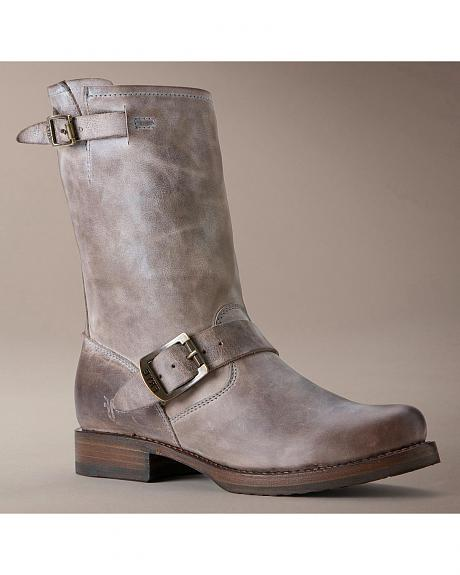 Frye Veronica Short Antique Ankle Boots