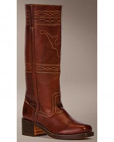 Frye Women's Campus Stitching Horse Boots
