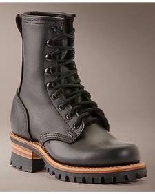 Frye Women's Logger 8G Short Boots