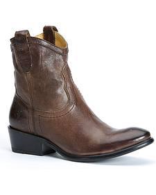 Frye Women's Carson Shortie Cowgirl Boots