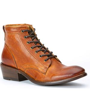Frye Carson Lace Up Boots