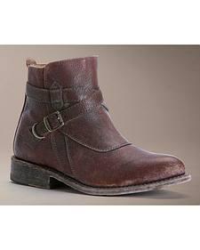 Frye Jayden Cross Strap Boots