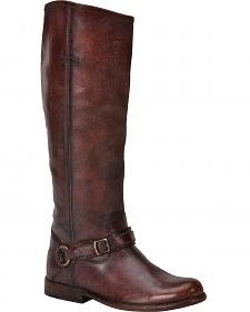 Frye Women's Phillip Ring Tall Boots