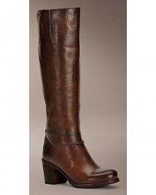 Frye Women's Kelly Seam Tall Boots - Round Toe