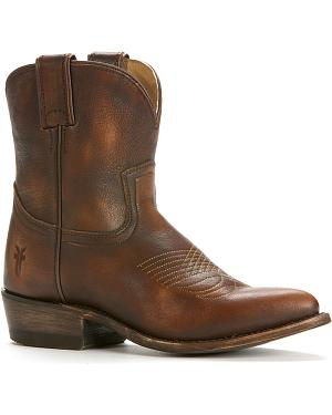 Frye Womens Billy Short Boots